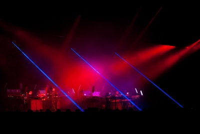 Jean Michel Jarre # photos @ Grand Hall, Tours | 30 septembre 2010