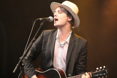 Peter Doherty # photos @ Festival Terres du Son, Monts | 9 juillet 2010