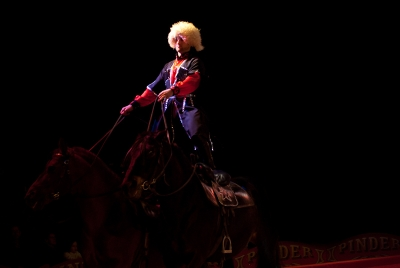 Cirque Pinder Jean Richard # photos @ Parc des Expositions, Tours | 30 janvier 2011