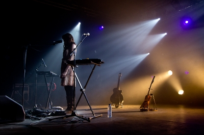 Ladylike Lily # photos @ Festival Le Printemps de Bourges | 24 avril 2011