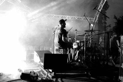Uncommon Men From mars # photos @ Festival Pad'non, Loches | 3 septembre 2011