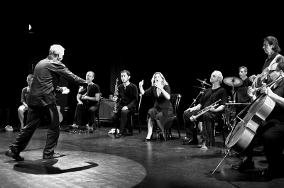 Walter Thompson Orchestra # photos @ Le Petit Faucheux, Tours | 29 septembre 2011