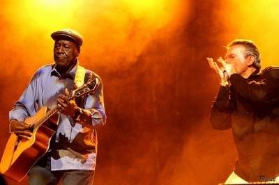 Boubacar Traoré # photos @ Centre Culturel, Saint Pierres des Corps | 21 octobre 2011