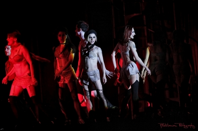 Cabaret # photos @ Grand Hall, Tours | 6 avril 2012
