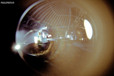 Netsky # photos @ Festival Aucard de Tours | 6 juin 2012