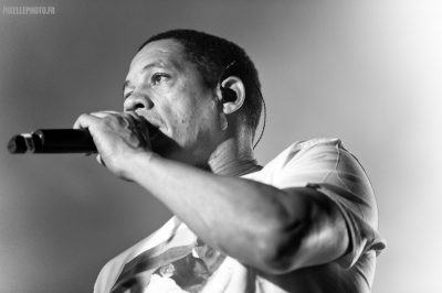 Joey Starr # photos @ Festival Terres du Son, Monts | 13 juillet 2012