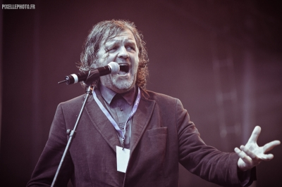 Emir Kusturica & The No Smoking Orchestra # photos @ Festival Terres du Son, Monts | 13 juillet 2012