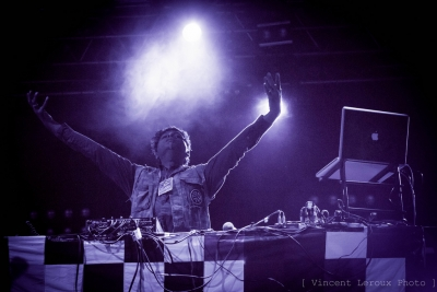 Asian Dub Foundation # photos @ Festival Au Fil du Son, Civray | 27 juillet 2012