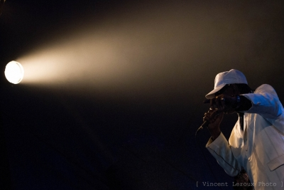 Ernie Johnson & The Memphis Blues Caravan # photos @ Festival Blues in Chédigny | 11 août 2012