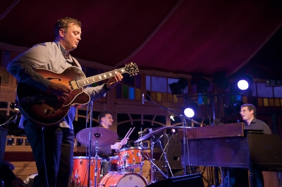 David Reinhardt Trio # photos @ Festival Jazz en Touraine, Montlouis sur Loire | 20 septembre 2012