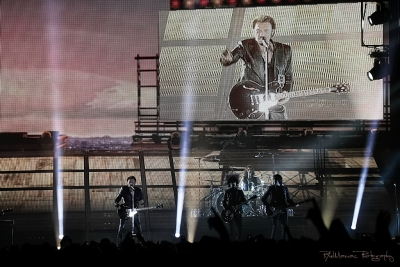 Johnny Hallyday # photos @ Grand Hall, Tours | 22 novembre 2012