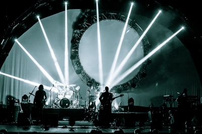 Brit Floyd # photos @ Vinci, Tours le 2 décembre 2012
