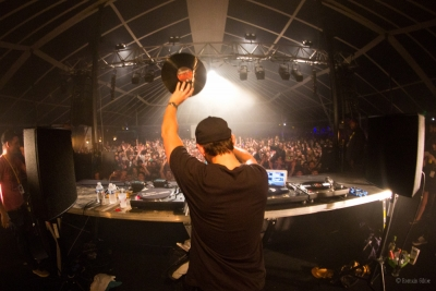 Andy C # photos @ Festival Aucard de Tours | 8 juin 2013