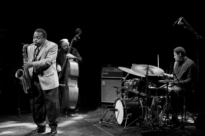 David Murray « Infinity » quartet # photos @ Festival Emergences, Tours | 16 novembre 2013