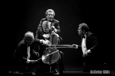 Le Quatuor # photos @ Grand Théâtre, Tours | 14 novembre 2013