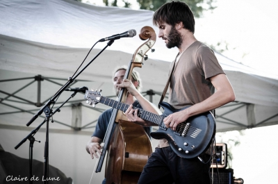 La Belle Bleue # photos @ Festival Les Courants, Amboise | 4 juillet 2014
