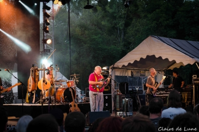 Pigalle # photos @ Festival Les Courants, Amboise | 4 juillet 2014