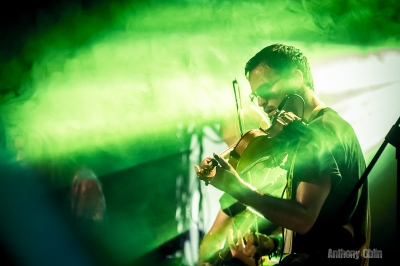 Cave Growl # photos @ Festival M Fest, Rouziers de Touraine | 6 septembre 2014