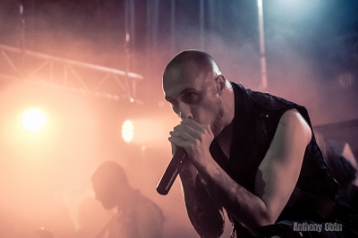 Aborted # photos @ Festival M Fest, Rouziers de Touraine | 6 septembre 2014