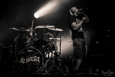 Black Bomb A # photos @ Chato'do, Blois | 30 janvier 2015