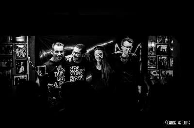 ZeM # photos @ The Pale, Tours | 13 mars 2015