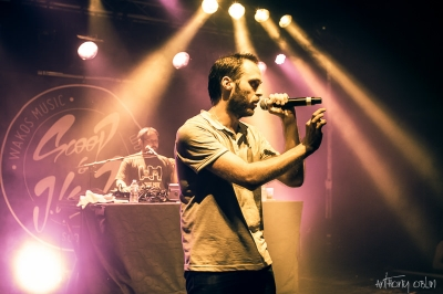 Scoop & J.Keuz # photos @ Festival Aucard de Tours | 11 juin 2015