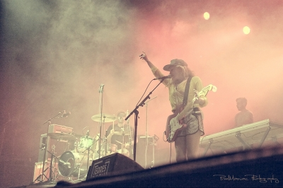 The Ting Tings # photos @ Festival Terres du Son, Monts | 12 juillet 2015