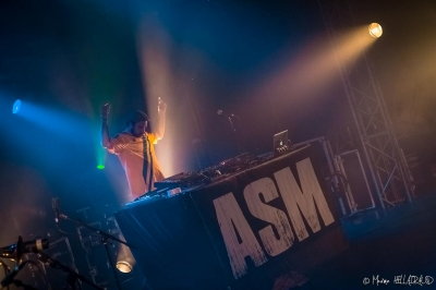 ASM - A State of Mind # photos @ Festival Aucard de Tours | 10 juin 2015