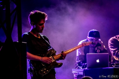 The Geek x Vrv # photos @ Festival Aucard de Tours | 9 juin 2015