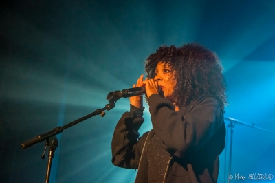 Hollie Cook # photos @ Festival Aucard de Tours | 9 juin 2015