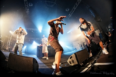 Asocial Club # photos @ Festival Aucard de Tours | 13 juin 2015