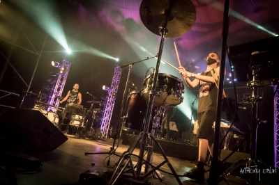 Chevalien # photos @ Festival Terres du Son, Monts | 10 juillet 2015