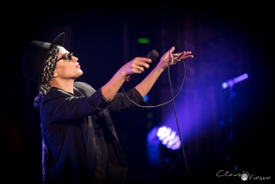 Melody Gardot # photos @ Grand Théatre, Tours | 30 octobre 2015