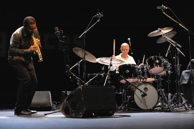 Jack Dejohnette trio # photos @ Festival Emergences, Tours | 13 novembre 2015