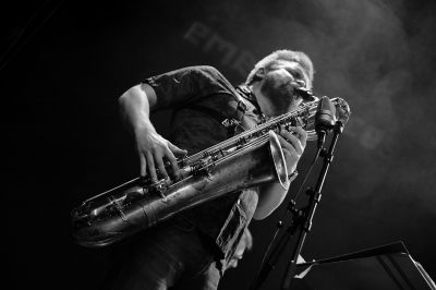 Mikko Innanen & Innkvisitio # photos @ Festival Emergences, Tours | 12 novembre 2015