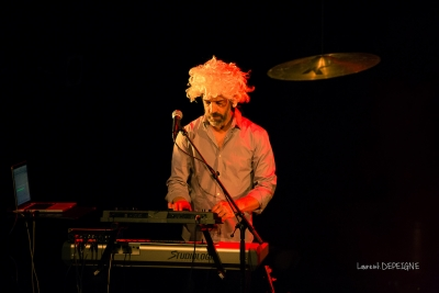 NOOF COME BACH # photos @ Le Petit Faucheux, Tours | 25 avril 2016