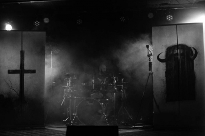 Voice of ruin # photos @ Espace Gentiana, Tours | 08 decembre 2017