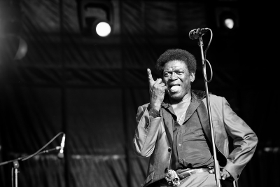 Charles Bradley and his extraordinaires # photos @ Festival Terres du Son, Monts | 10 juillet 2016
