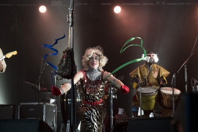 Golden Dawn Arkestra # photos @ Gloriette, Tours | 9 juin 2018