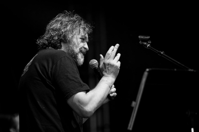 Emir Kusturica and the no smoking orchestra # photos @ Festival Terres du Son, Monts | 9 juillet 2016