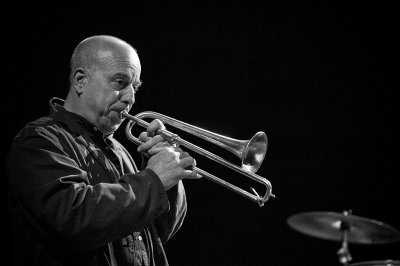 Ray Anderson's Pocket Brass Band # photos @ Le Petit faucheux, Tours | 13 octobre 2016