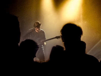 Michel Cloup duo aux Rockomotives # photos @ Chapelle St Jacques, Vendôme | 28 octobre 2016