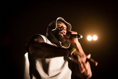 Kery James # photos @ l'Escale, Saint Cyr sur Loire | 15 octobre 2016