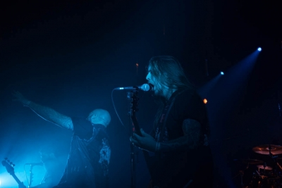 BENIGHTED # photos @ Le Temps Machine, Joué lès Tours | 22 février 2017