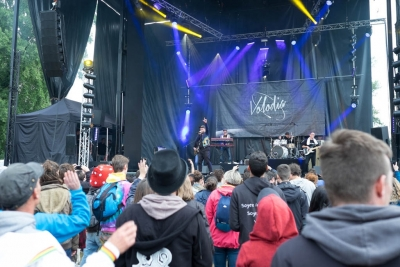 VOLODIA # photos @ Festival les Courants, Amboise | 01 juillet 2017