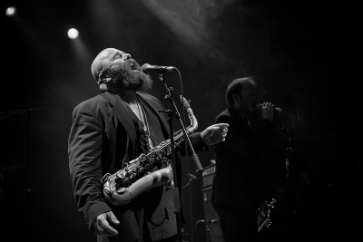 Thomas de Pourquery & Supersonic # photos @ Festival Emergences, Joué lès Tours | 18 novembre 2017