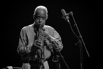 Roscoe Mitchell &Will Guthrie # photos @ Le Petit faucheux, Tours | 10 octobre 2017