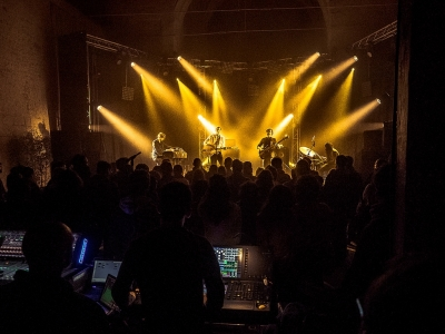 Fai Baba aux Rockomotives # photos @ Chapelle St Jacques, Vendôme | 21 octobre 2017