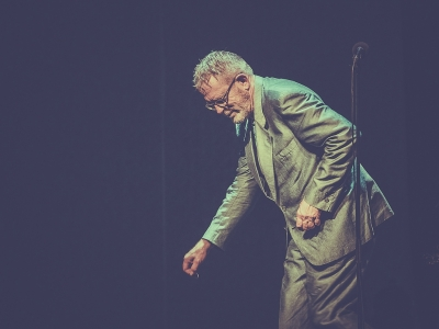 Dick Annegarn aux Rockomotives # photos @ Minotaure, Vendôme | 22 octobre 2017