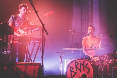 BRNS aux Rockomotives # photos @ Chapelle St Jacques, Vendôme | 25 octobre 2018